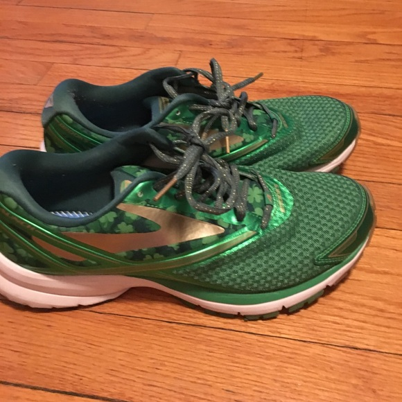 ee4dacc03 Brooks Shoes | Limited Edition Launch St Pattys Day | Poshmark